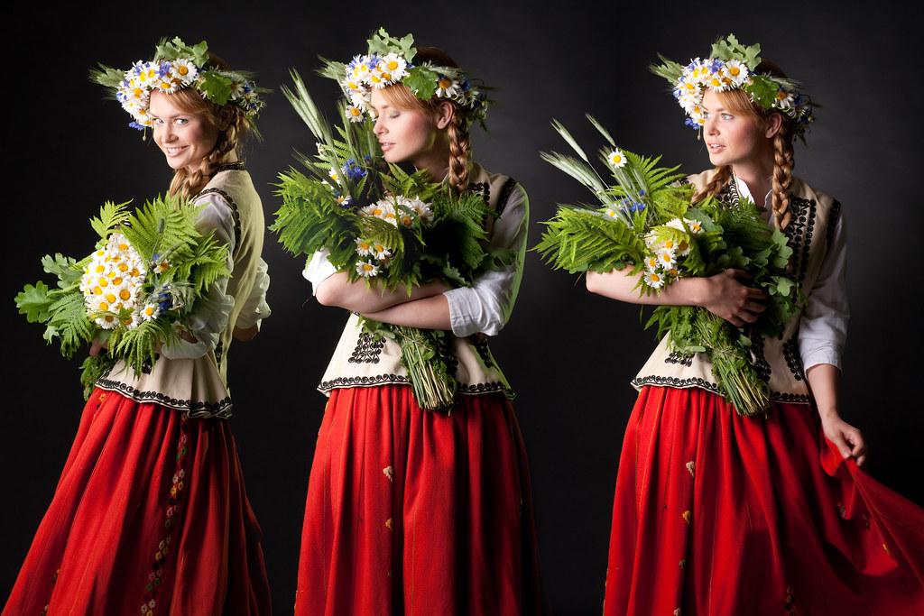 Marija Berdova fotomodele