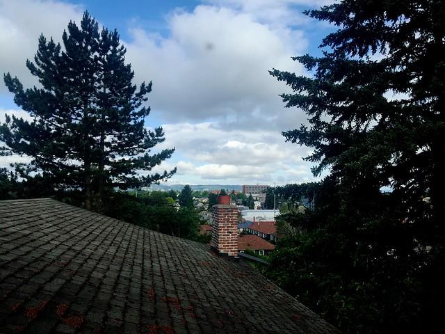 a portland view