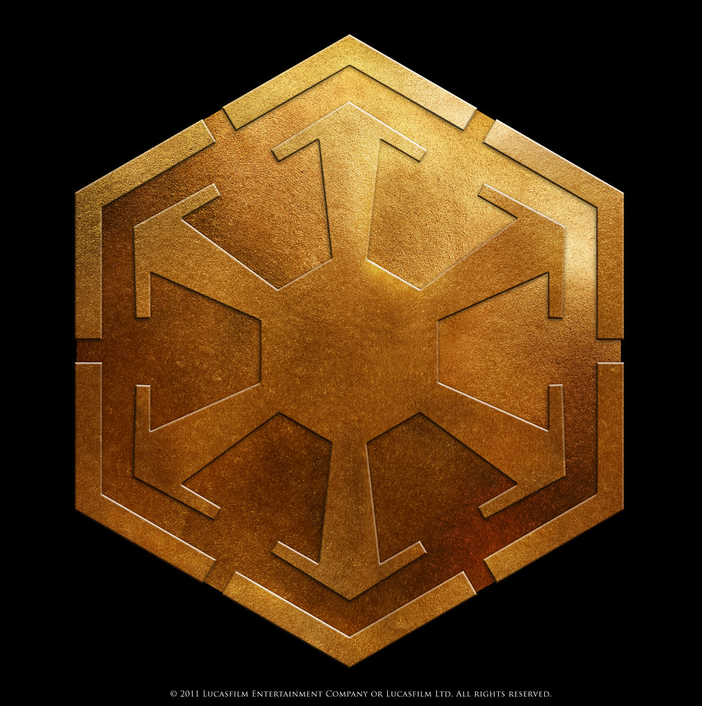 Swtor Republic Logo Swtor Empire Logo | by