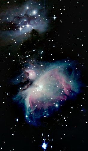 M42 Great Orion Nebula | by grelf.net