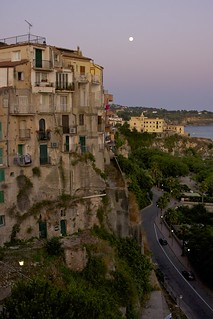 Tropea in the moonlight | by mcmamauri