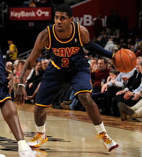 Kyrie Irving | by Cavs History