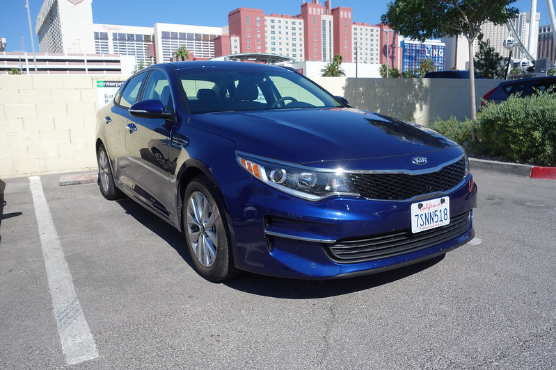 2016 kia optima lx review ride report flyertalk forums. Black Bedroom Furniture Sets. Home Design Ideas
