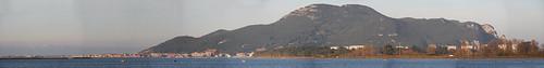 Santoña and Mount Buciero