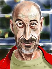 Pepe Ferres Sanchez/pepefarres Illustraciones for JKPP by ipad junkie
