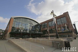 2012-01-27 [1055] Bankers Life Fieldhouse | by Badger 23 / jezevec