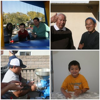 Mochi Making 2011 - collage | by Food Librarian