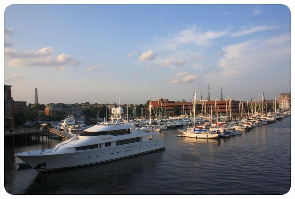 boston yachts