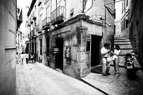 Streets in Toledo, Spain | by Tatianaphotography