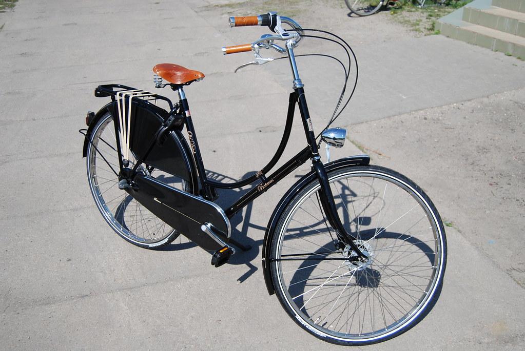 Batavus Old Dutch Bike Batavus Old Dutch Amp Brooks 5