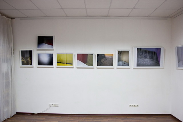 Exhibition: Anton Sokolov. Present Simple
