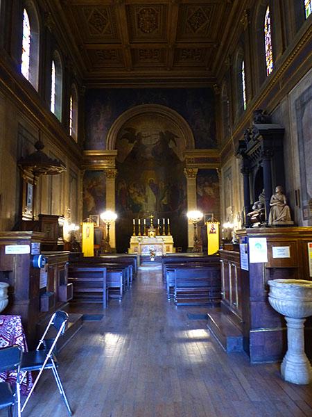 chapelle de larib