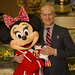 Tim Gunn, Minnie Mouse