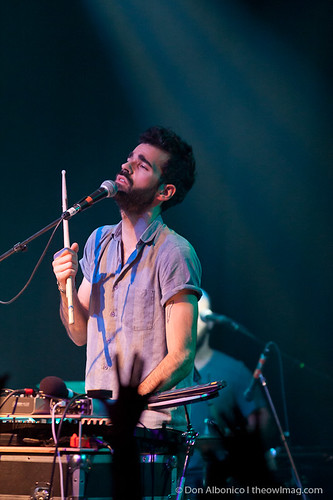 Miniature Tigers, Geographer @ The Independent, 3/3/2012 | by The Owl Mag