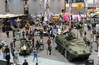 U.S. Army at Chicago Auto Show 2012 | by The U.S. Army