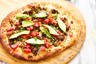 Taco Pizza | by TheBrewer&TheBaker