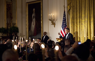 """A Nation's Gratitude"" White House Dinner 