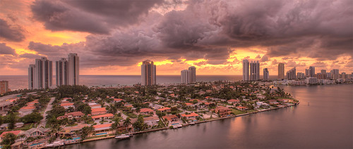Florida Sunrise, Miami Aventura | by beforethecoffee