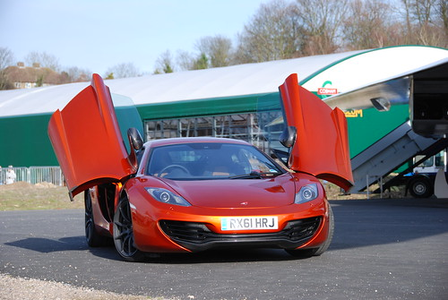 McLaren MP4-12C | by onesnap