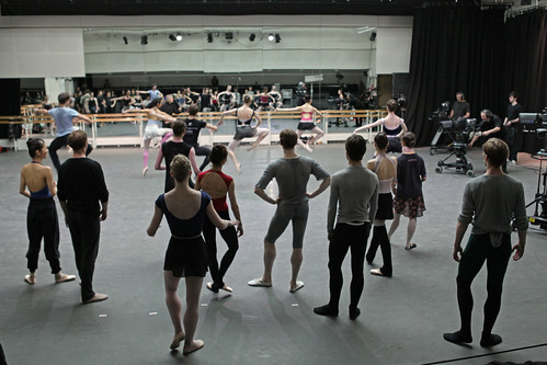 The Royal Ballet in Class - Royal Ballet Live © ROH 2012 | by Royal Opera House Covent Garden