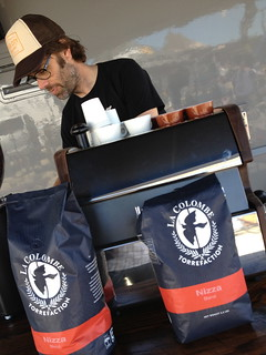La Colombe coffee, oh la la | by Competitive Cyclist Photos