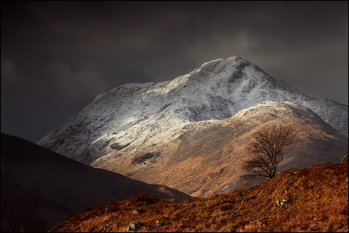 Sgurr Thuilm | by angus clyne