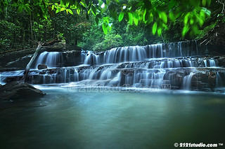 Air Terjun Atas Pelangi | by 2121studio