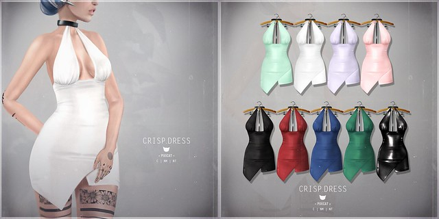 Crisp.Dress - Collabor88