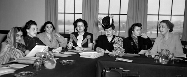 1946 - Birth of the Commission on the Status of Women