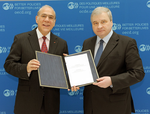 Russia Signs OECD Anti-Bribery Convention | by Organisation for Economic Co-operation and Develop