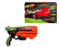 NERF Vortex Vigilon | by supersavingsoutlet