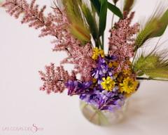 Flores campestres by Las cosas del Solete