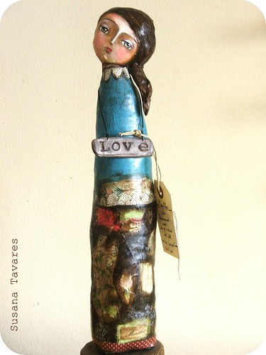 Art Doll -Mentha | by Susana Tavares
