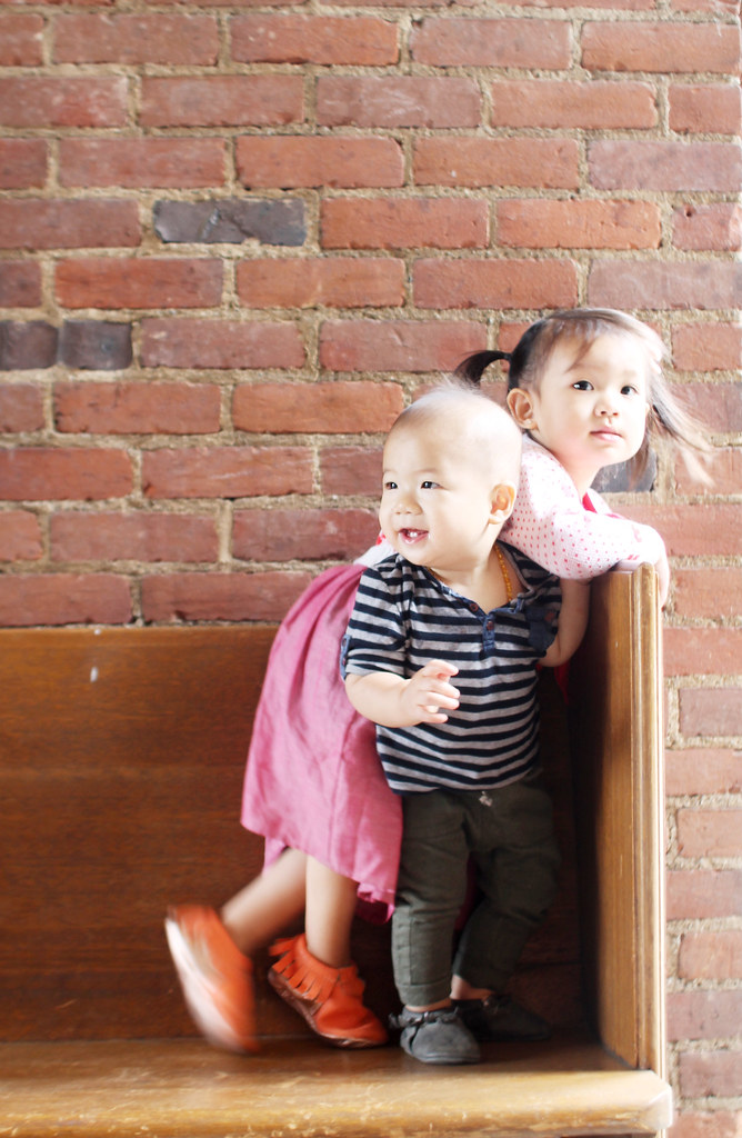 serene at 2 years 7 months and valor at 12 months