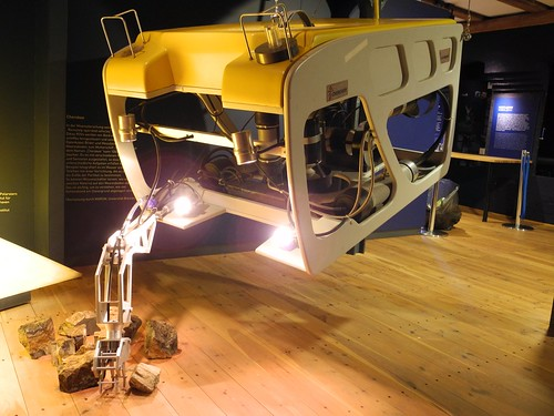 Cherokee ROV (Remotely Operated Vehicle)