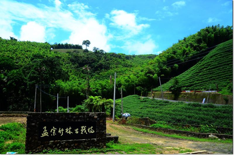 孟宗竹林古戰場
