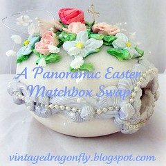A Panoramic Easter Swap by Vintage Dragonfly