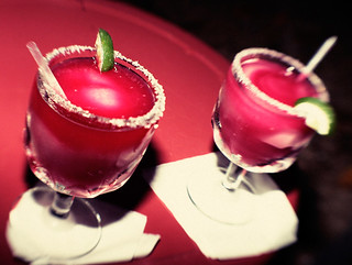 Prickly pear margaritas | by Jilroy Frosting Psmith