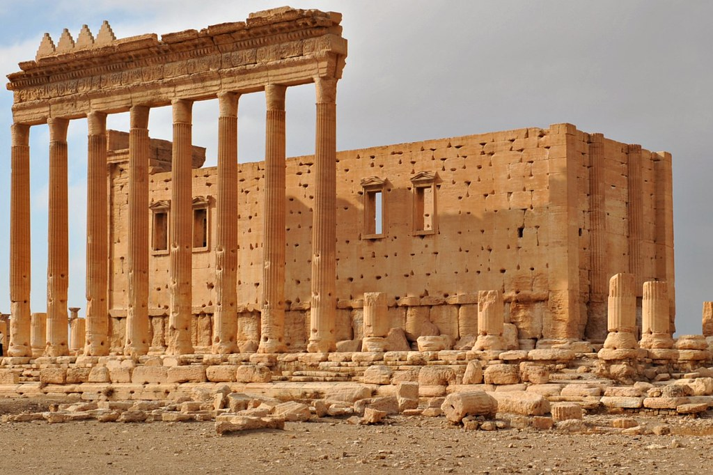 302 Palmyra - Syria