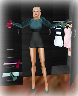 ROGE Group Gift / Sassy Zombie Popcorn Hunt / N-Core, Mimi's Choice, Icons of Style Womenstuff Hunt, Blossom @ Seraphim | by Love Trill
