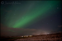 The Northern Lights are in my mind... by MilesJanet