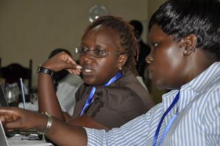 Uganda NAPA meeting