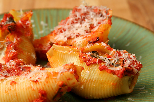 stuffed shells 8 | by crumblycookie
