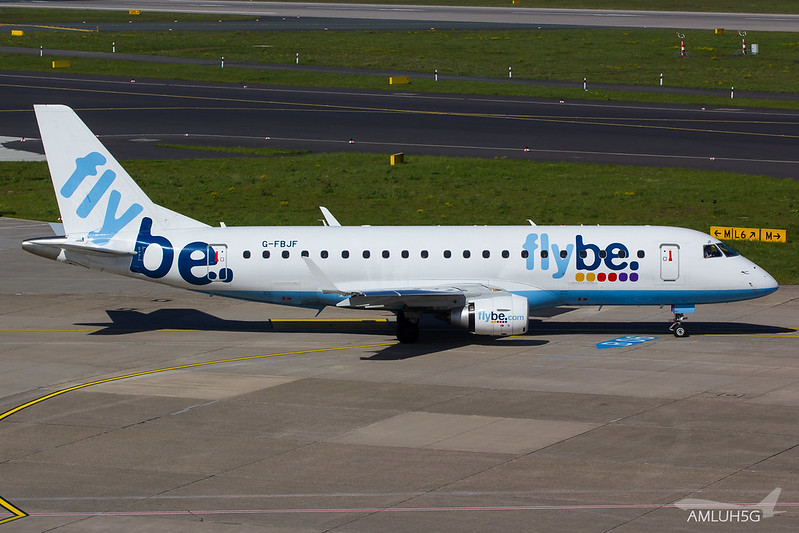 Flybe - E175 - G-FBJF (1)