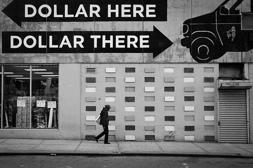 dollar there | by Barry Yanowitz