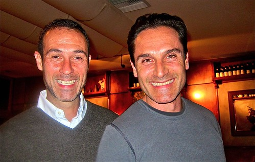 Co-owners Alberto Ferrari and Florstano Caraccioli | by jayweston@sbcglobal.net