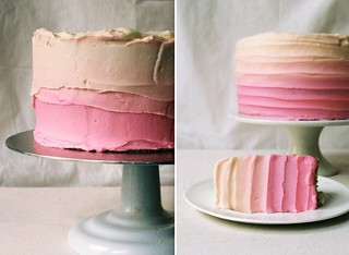 Ombre Cake | by yossy arefi