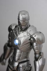 [Revoltech] Sci-Fi #035 Iron Man Mark II