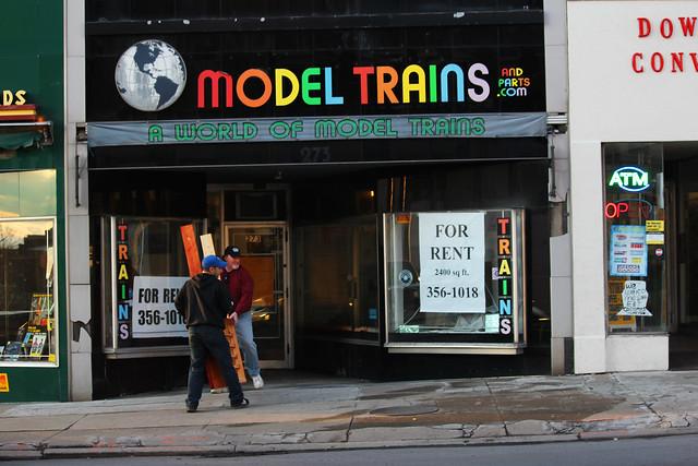 Schenectady_Model Trains