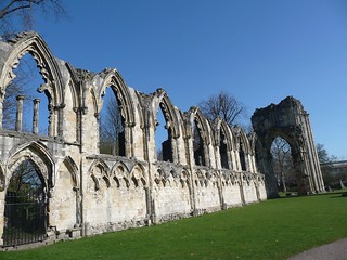 St. Mary's Abbey, York | by elise_fleming